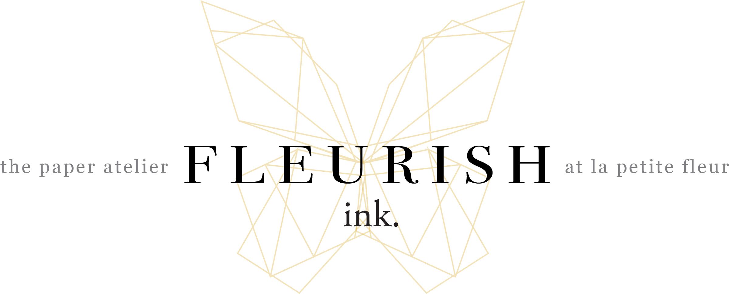 Custom Wedding Invitations – Fleurish Ink